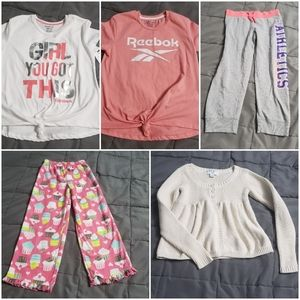 Lot of Girls 7/8 clothing